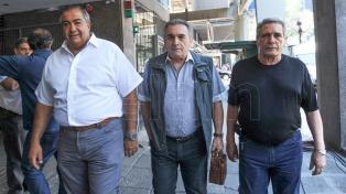"""Héctor Daer, sobre el acuerdo por Ganancias: """"Si no era por Massa, esto no se discutía"""""""
