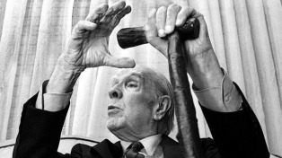 Se cumplen 120 años del nacimiento de Jorge Luis Borges