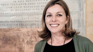Francisco nombró a una mujer al frente de los Museos Vaticanos