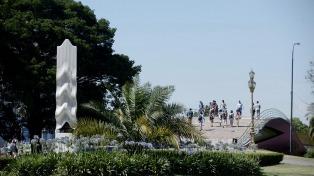 Una obra de Le Parc forma parte del espacio público porteño