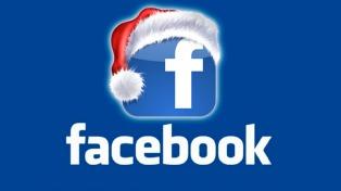 Facebook sumó nuevos recursos para celebrar las fiestas de fin de año