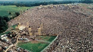 Reeditan el histórico Festival de Woodstock a 50 años de su realización