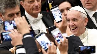 Cómo funcionan las redes sociales del Papa Francisco