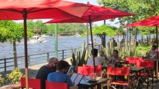 Deportes, ocio, gastronomía y cultura, en la ciudad e islas del Delta de Tigre