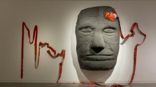 """""""Toro salvaje"""", la primera exposición en la Argentina de la sudafricana Tracey Rose"""