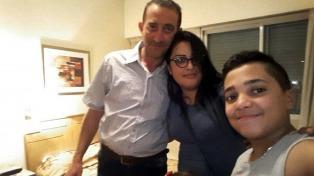 Llegaron a Mendoza las dos primeras familias sirias