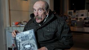 A los 75 años, murió Alberto Laiseca