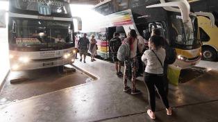 Fiscalizarán ómnibus en terminales y harán operativos en rutas de todo el país