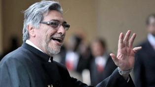 Lugo, electo jefe del Senado por la misma alianza que lo sacó de la presidencia