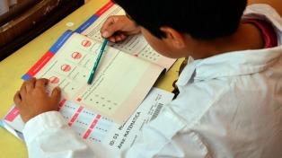 """Los resultados de """"Aprender"""": bajo nivel en lengua y matemática"""