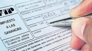 El formulario para deducir Ganancias se podrá presentar hasta el 31 de marzo