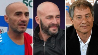 Montero se bajó, por lo que Méndez y Holan son los candidatos a DT de Independiente