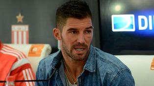"""Mientras la chance de ir al mundial esté, la voy a pelear"", afirmó Andújar"