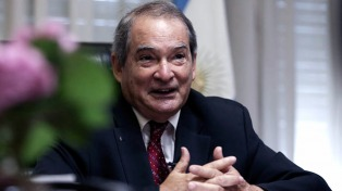 Jorge Lemus presentó la renuncia al frente del Ministerio de Salud