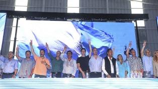 El Congreso del PJ llamó a la unidad a los gobernadores y a Massa