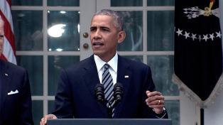 """Obama: """"Me preparo para asumir el importante papel de ciudadano"""""""