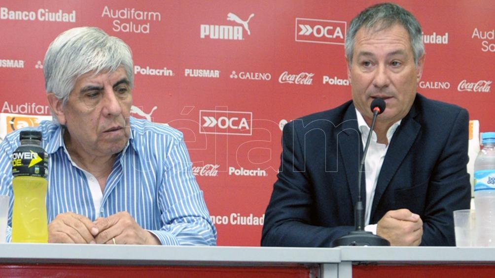 Hugo Moyano comenzó su segundo período como presidente — Independiente