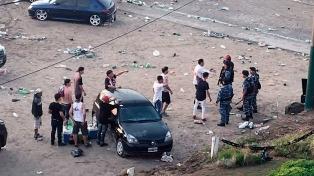 Apartaron a un jefe policial de Villa Gesell por los incidentes del 1 de enero