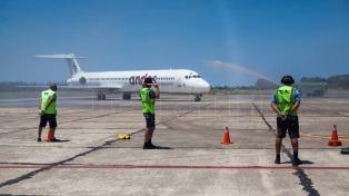 El mercado aéreo de cabotaje registró un repunte en el primer bimestre del año