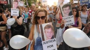 Piden prisión perpetua para el acusado de matar a Brian Aguinaco en el Bajo Flores