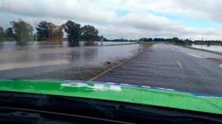 Se normalizan las rutas santafesinas tras las lluvias de las últimas dos semanas