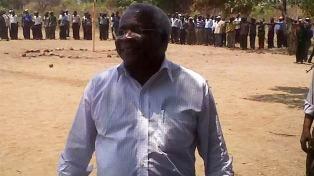 La oposición mozambiqueña anunció un alto el fuego de dos meses para dialogar