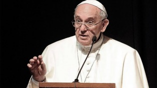 """Francisco pidió la """"urgente"""" protección de los civiles en Mosul"""
