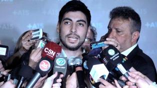 """Facundo Moyano afirmó que hay una """"avanzada política"""" contra su padre"""