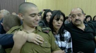 Los jueces que condenaron al soldado están bajo protección militar