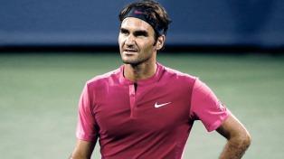 Federer confirmó su presencia en el Masters 1000