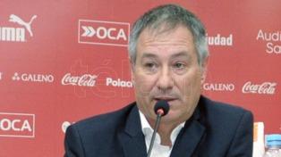 En Independiente valoran el buen momento de Rigoni