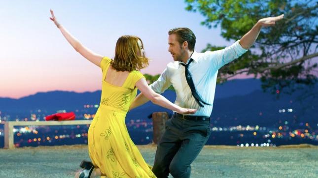 """Con """"La La Land"""" como gran candidata, este domingo se entregan los premios Oscar.Foto:Télam"""