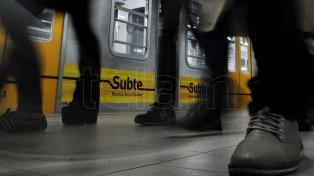 Habilitan a la Ciudad a concesionar el servicio del subte por 12 años