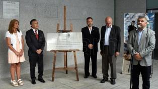 Celebraron el Bicentenario de la bendición de la Bandera de los Andes
