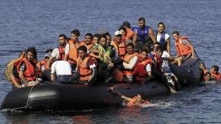 Acnur pidió a la Unión Europea que ayude a salvar a los inmigrantes