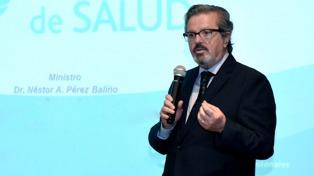 Aceptan la renuncia de Pérez Baliño, segundo del Ministerio de Salud