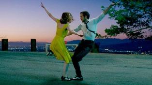 """""""La La Land"""" saca a bailar la magia de su cuento por los cines argentinos"""
