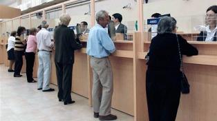 Por el paro bancario, Anses adelantó los pagos de la semana próxima