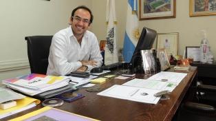 "Quintana: ""Queremos que Prat Gay siga siendo parte de Cambiemos"""