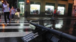 Se esperan tormentas muy severas para Buenos Aires y CABA