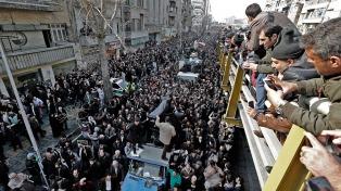 Millones de personas despidieron al ex presidente Rafsanyani