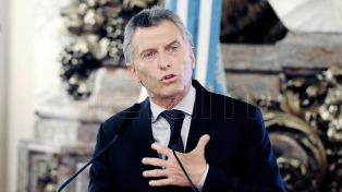 """La familia de Brian dijo que recibió """"un total apoyo"""" del presidente Macri"""