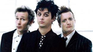 Green Day actuará este viernes en Vélez