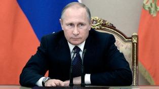 """Putin defendió """"la convincente victoria del señor Trump"""""""