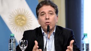 """""""La recesión en la Argentina ha terminado"""", afirmó el ministro de Hacienda"""