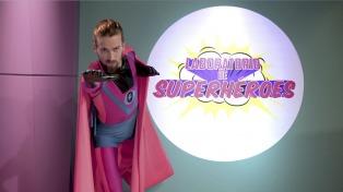"""Un nuevo capítulo de """"Laboratorio de superhéroes"""" con invitados especiales"""