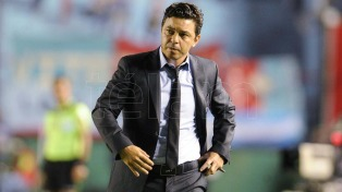 Gallardo no encuentra el equipo de cara a la final de la Copa Argentina