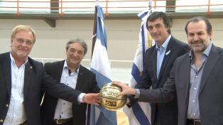 Argentina formalizó ante la FIBA su candidatura junto a Uruguay para organizar el Mundial 2023