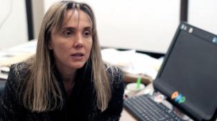 """""""La verdadera candidata es Vidal"""" afirmó Gladys González"""