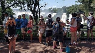 Récord de turistas alojados en hoteles en los primeros diez meses del año